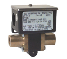 Delta-Pro Models 24-013 and 24-014 NEMA 4 Differential Pressure Switches