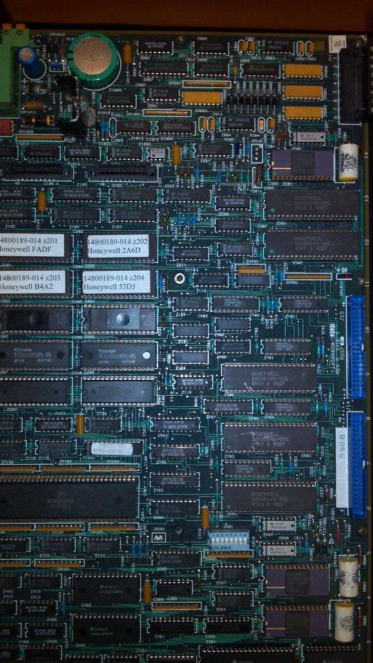 Deltanet Excel Plus Controller Board Repair Information